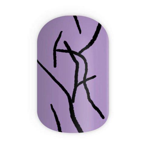 Blikka Nagelfolien Grapes Thumbnail