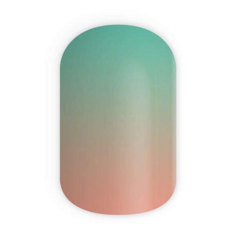 Blikka Nagelfolien Glitter Terrain Thumbnail