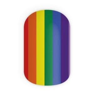 Blikka Nagelfolien Pride Hearts Thumbnail