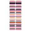 Blikka Nagelfolie Stripes Set